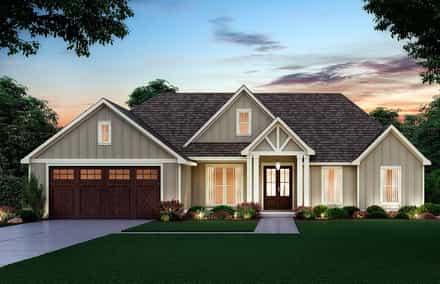 House Plan 41416