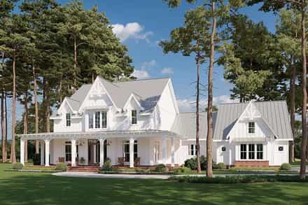 House Plan 41420