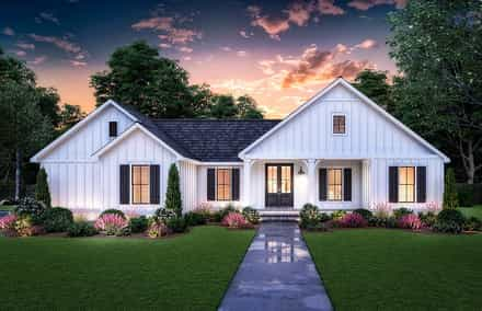 House Plan 41421