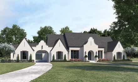 House Plan 41427
