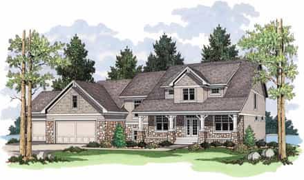 House Plan 42017