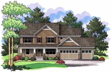 House Plan 42517