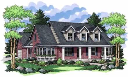 House Plan 42523