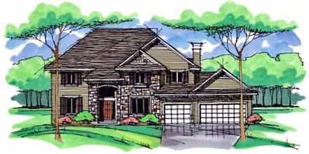House Plan 42538