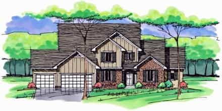 House Plan 42561