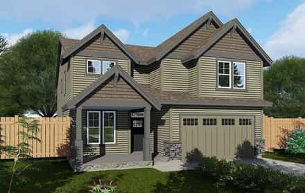 House Plan 44401