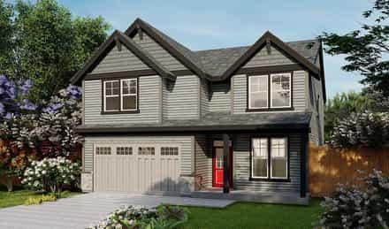 House Plan 44402
