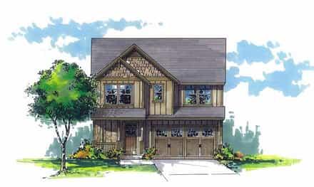 House Plan 44503