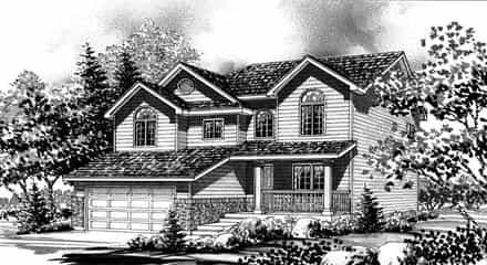 House Plan 44801