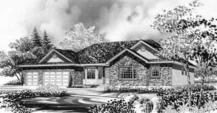House Plan 44804