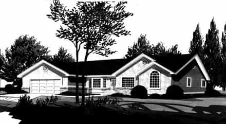 House Plan 44807