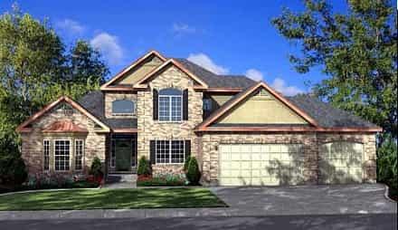 House Plan 44815