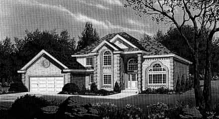 House Plan 44816