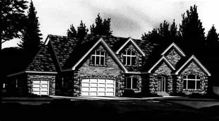 House Plan 44817
