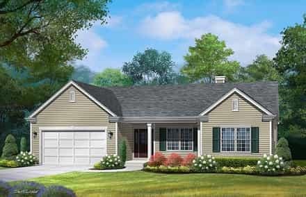 House Plan 45198