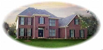 House Plan 45709