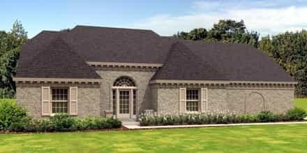House Plan 45719