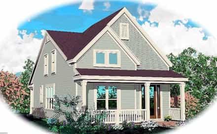 House Plan 46358