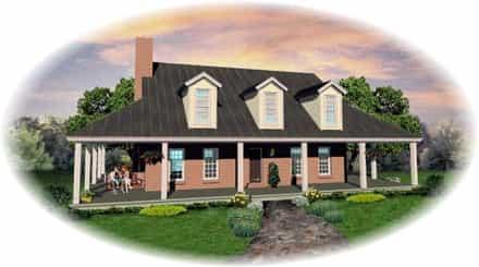 House Plan 46522