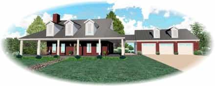 House Plan 46523