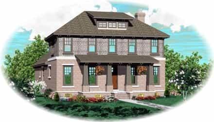 House Plan 46693