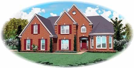 House Plan 46696