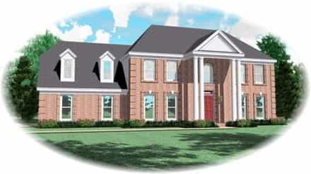 House Plan 46963