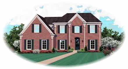 House Plan 47019
