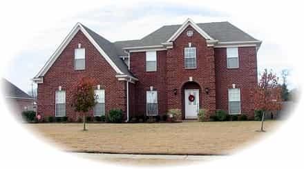 House Plan 47020