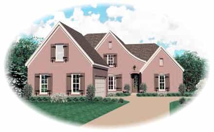 House Plan 47044