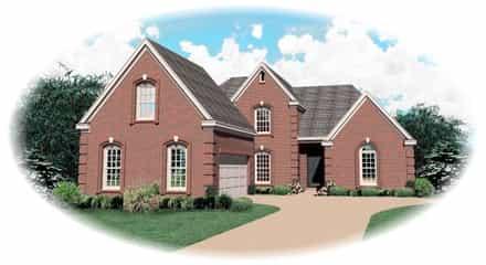House Plan 47045