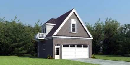 Garage Plan 47170