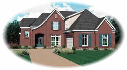 House Plan 47977