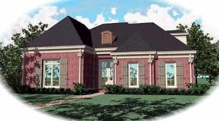 House Plan 48534
