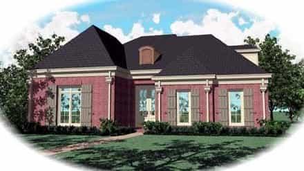 House Plan 48535