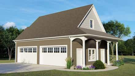Garage Plan 50629