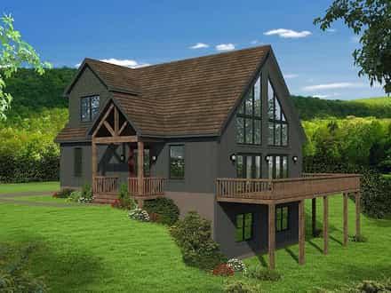 House Plan 51697