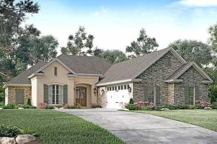 House Plan 51909
