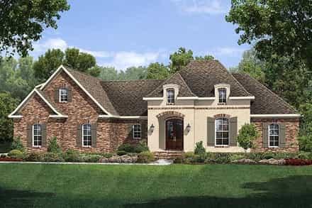 House Plan 51913