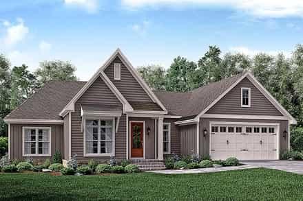 House Plan 51919
