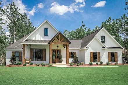 House Plan 51981