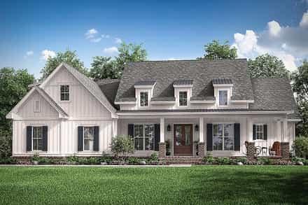 House Plan 51993