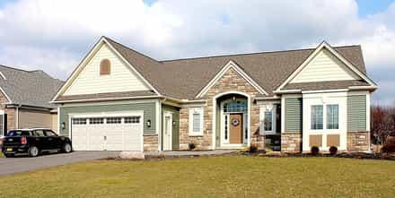 House Plan 54066