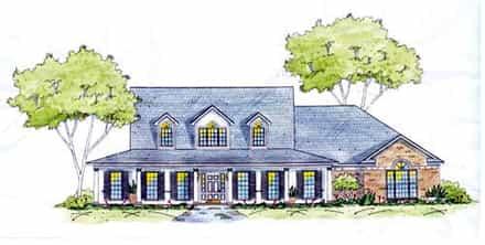 House Plan 56002