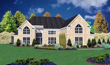 House Plan 56281
