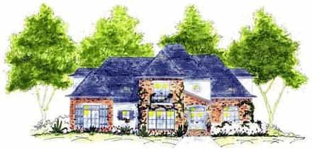 House Plan 56283
