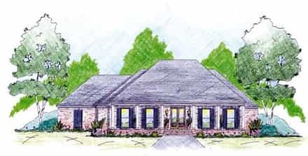 House Plan 56288
