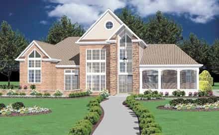 House Plan 56292