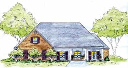 House Plan 56293