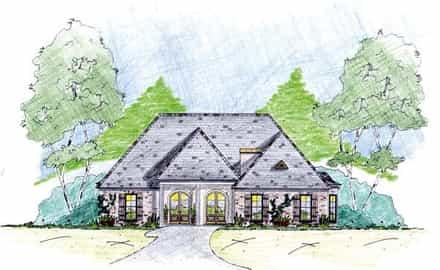 House Plan 56294